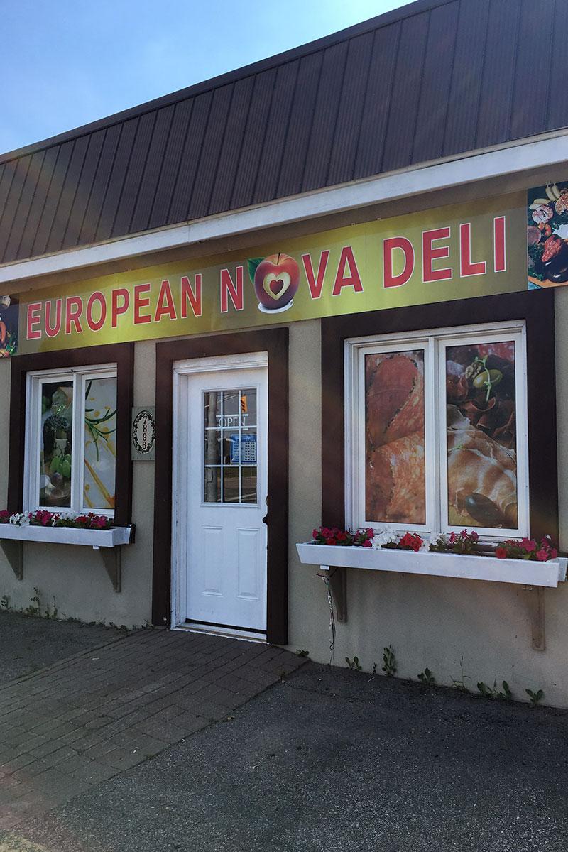 European Nova Deli