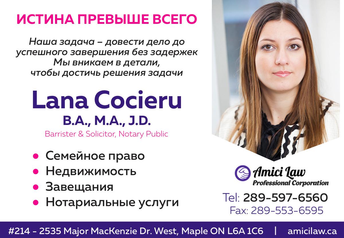 Amici Law Professional Corporation