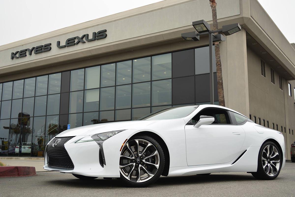 Keyes Lexus