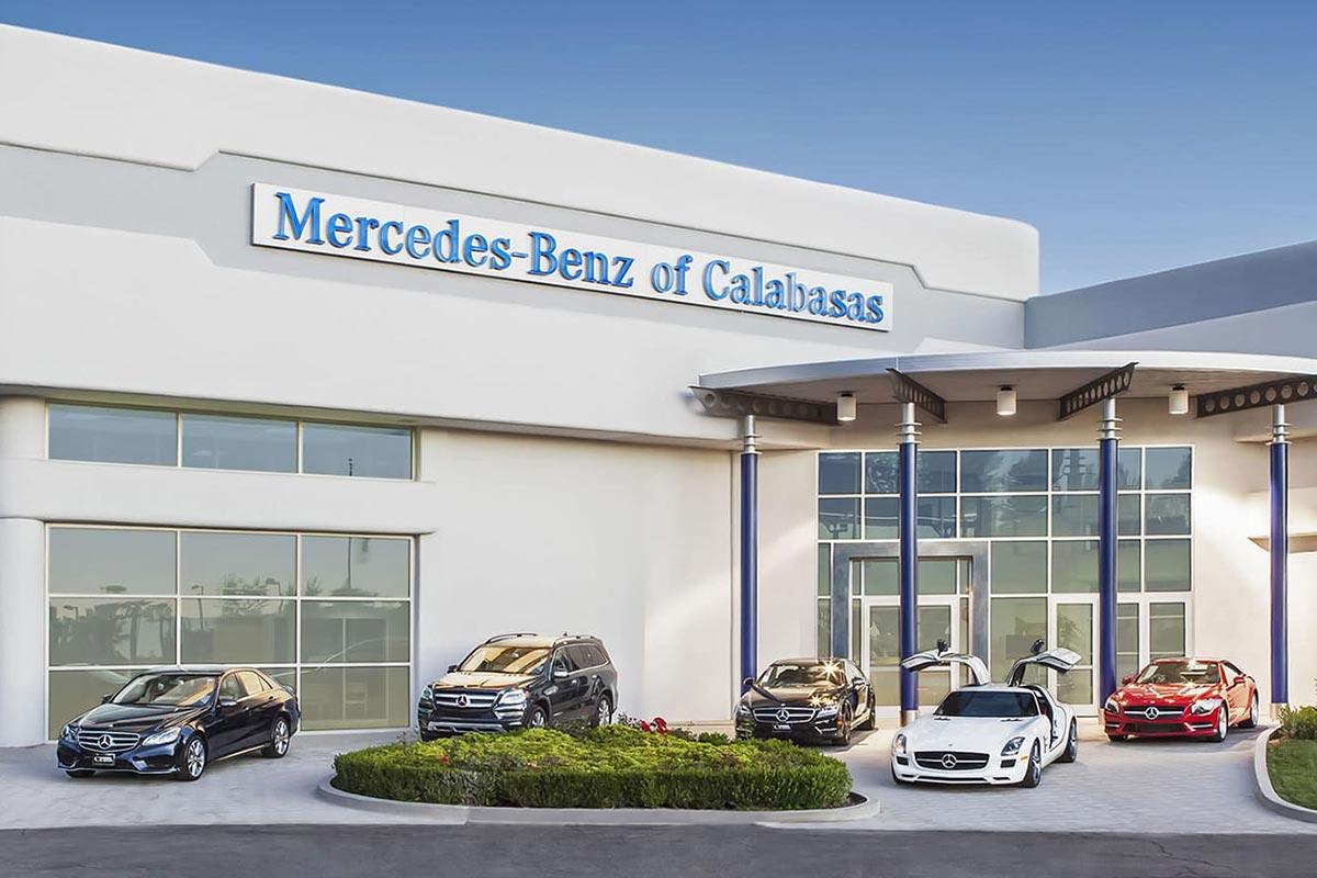 Mercedes-Benz of Calabasas