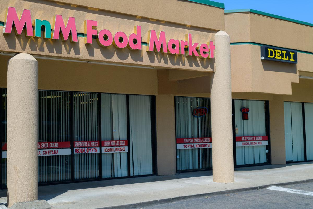 MNM Food Market