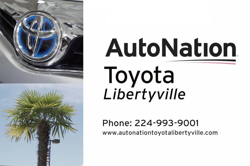 Auto Nation Toyota Libertyville