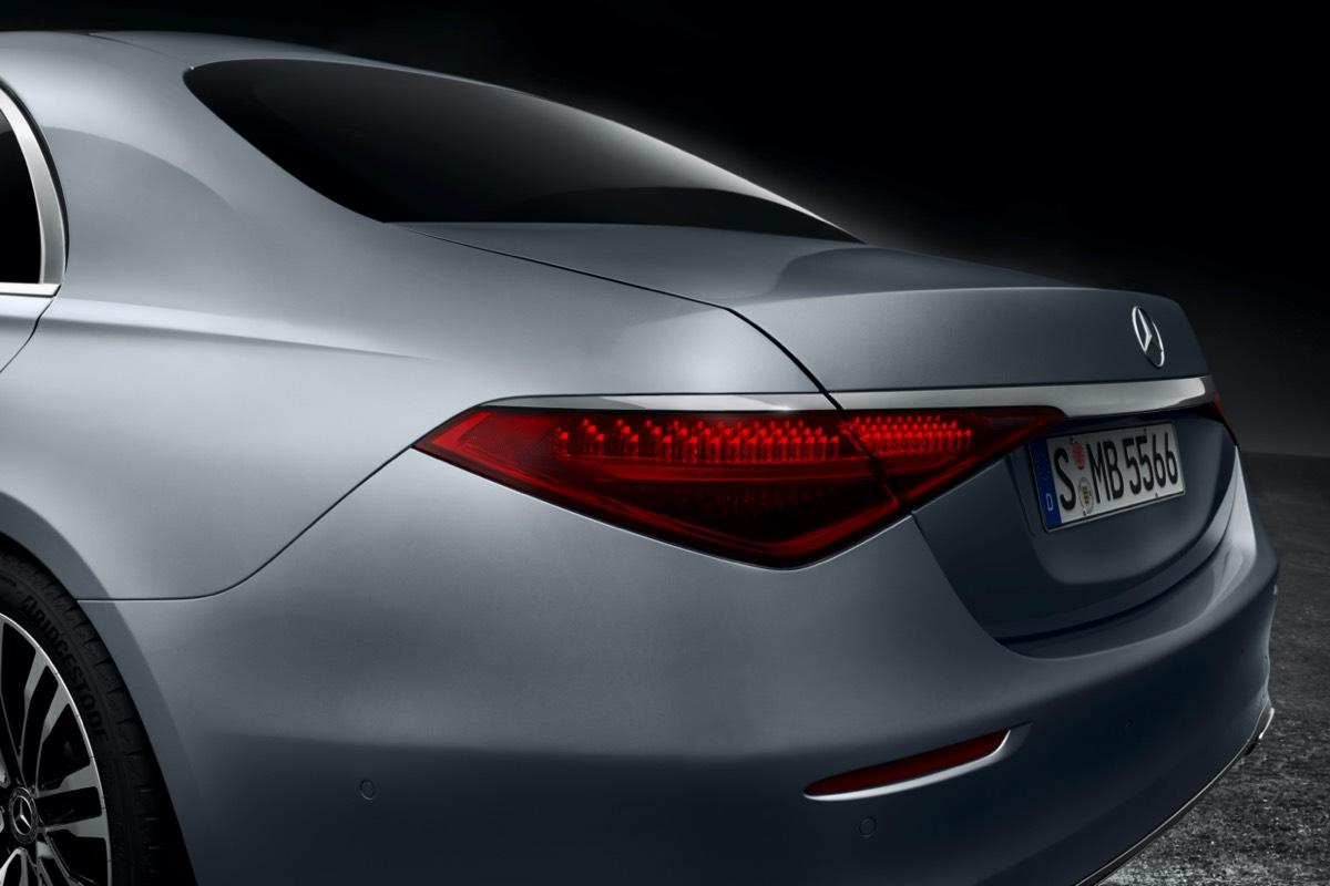All-New Mercedes-Benz S-Class