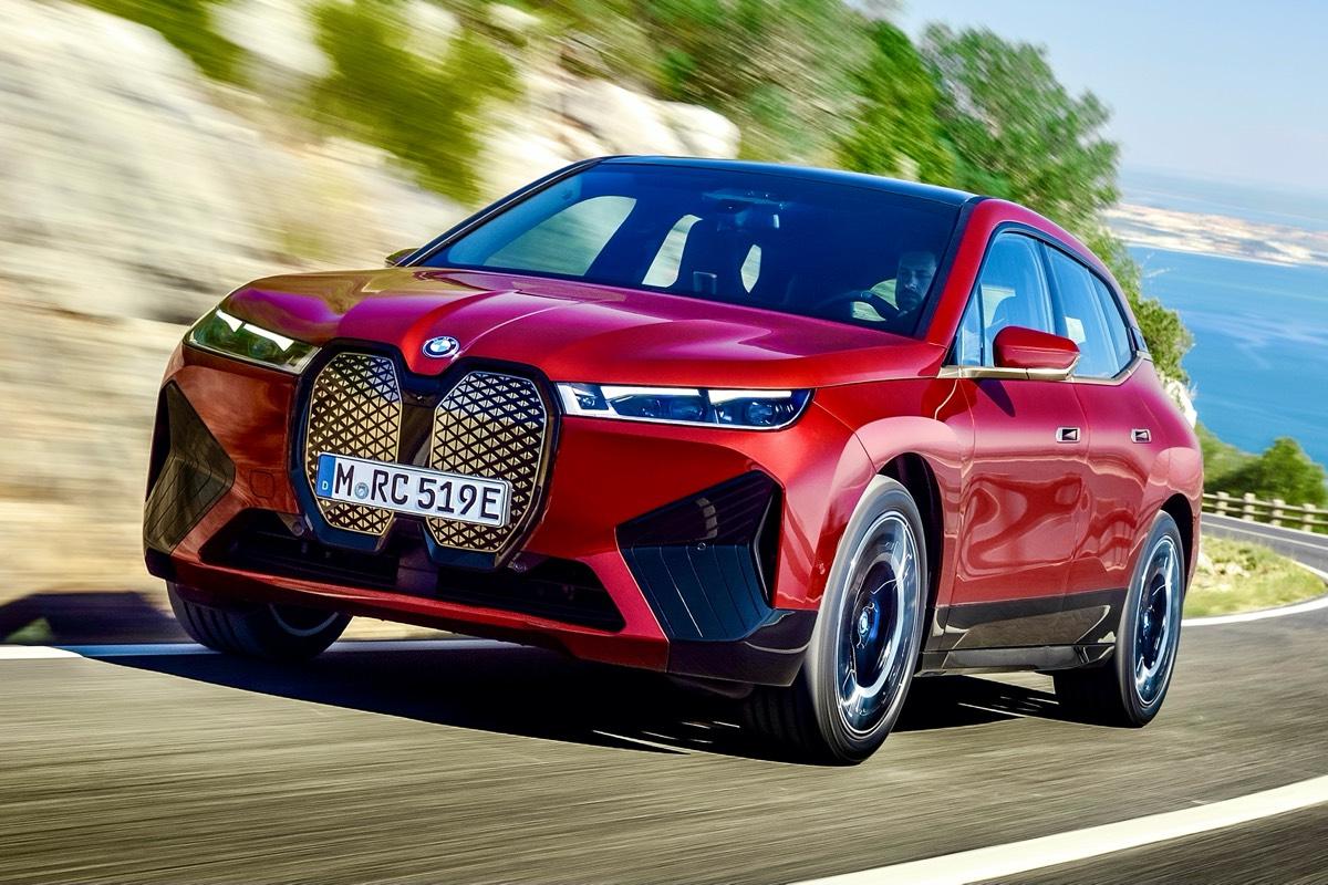 BMW Group представляет BMW iX — свой новый технологический флагман