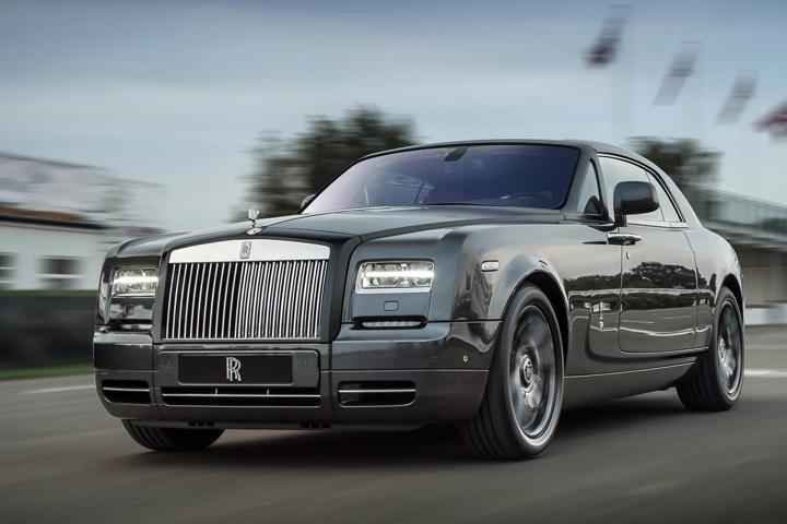 Rolls-Royce Bespoke Chicane Coupé
