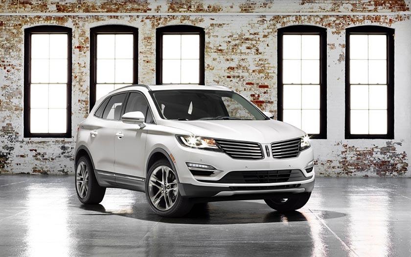 Новый Crossover Lincoln MKC