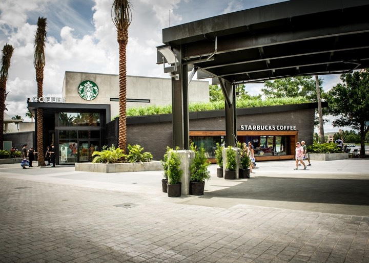 Новейший Starbucks Flagship Store
