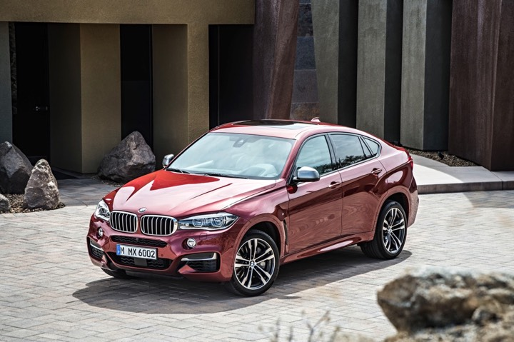 All-New BMW X6
