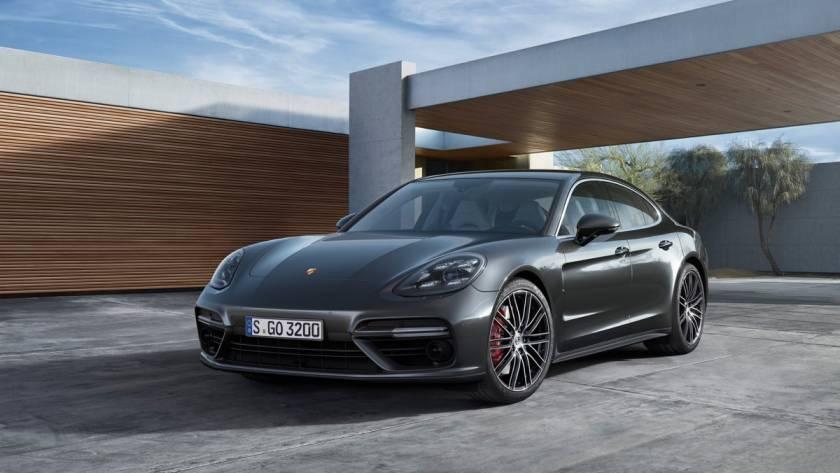 Новейший Porsche Panamera