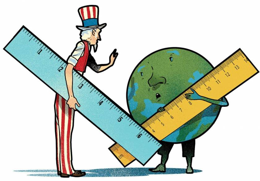 Почему в США не перешли на метрическую систему
