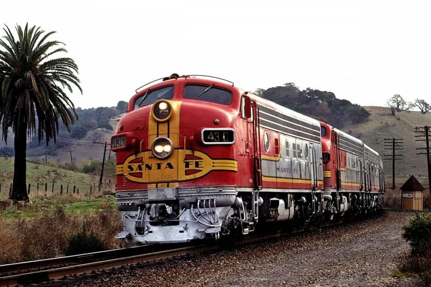 Как в США уничтожили пассажирские железные дороги