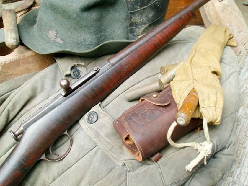 Что такое Берданка или снайперы Бердана