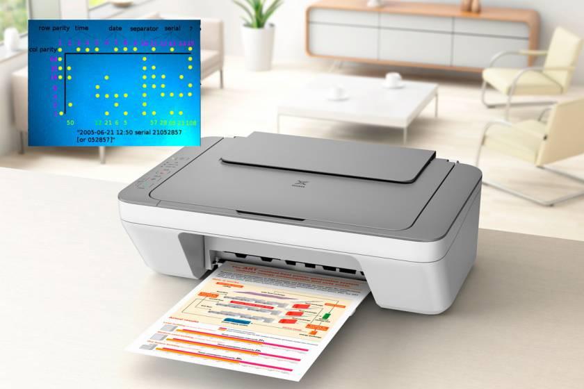 Как ваш принтер шпионит за вами