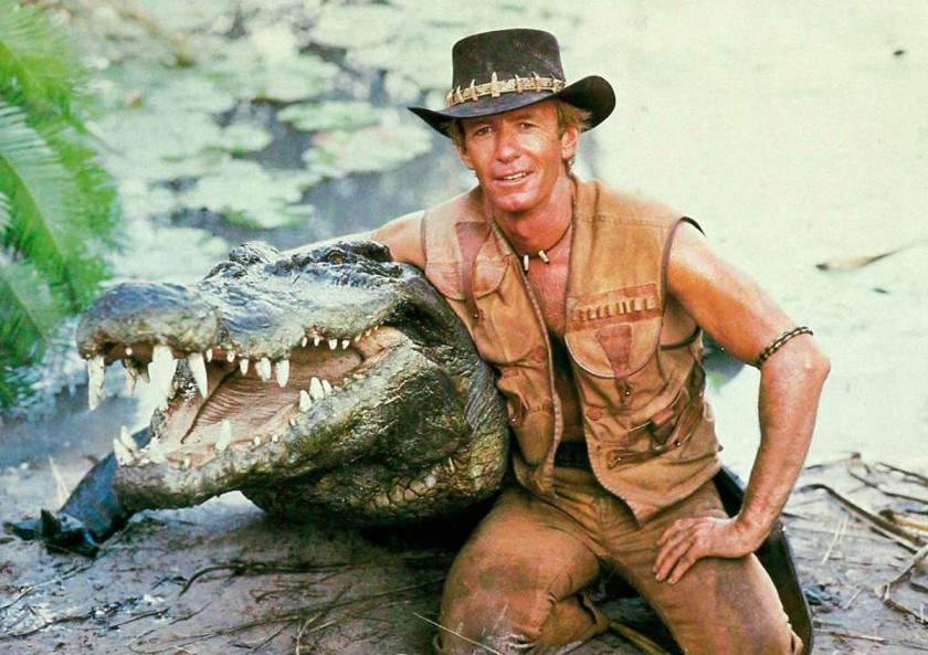 История настоящего Крокодила Данди