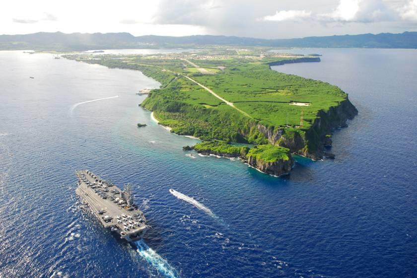 Что такое остров Гуам