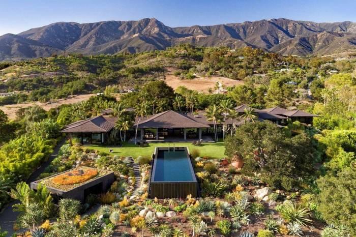 Особняк в Калифорнии за $40,000,000