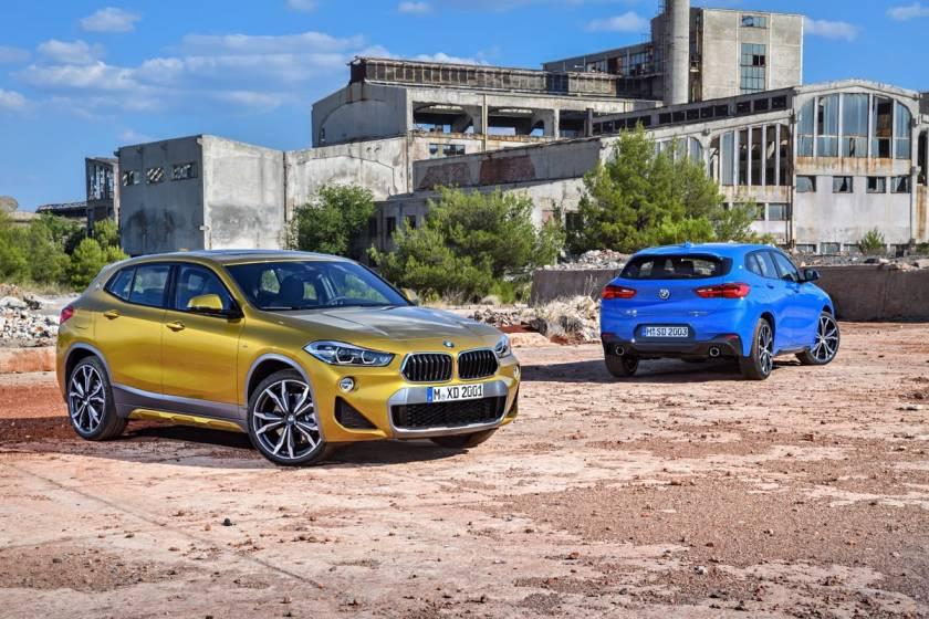 Новый BMW X2 - не просто очередная новинка