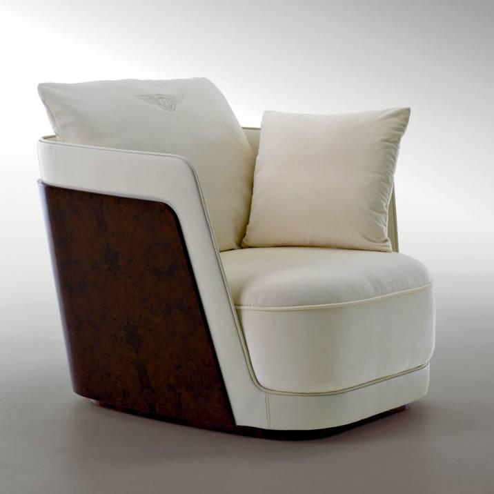 Новая линия мебели от Bentley