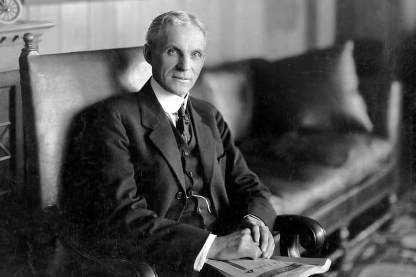 Принципы успеха Генри Форда