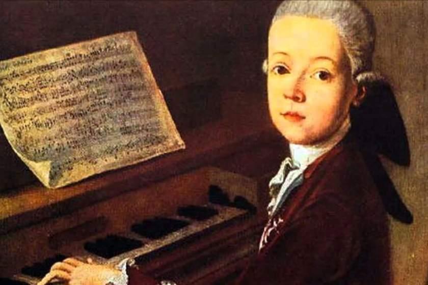 Начнем день с Моцарта