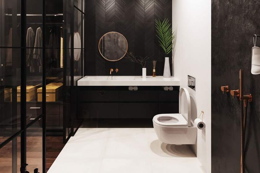 Как сделать ванную стильной и современной