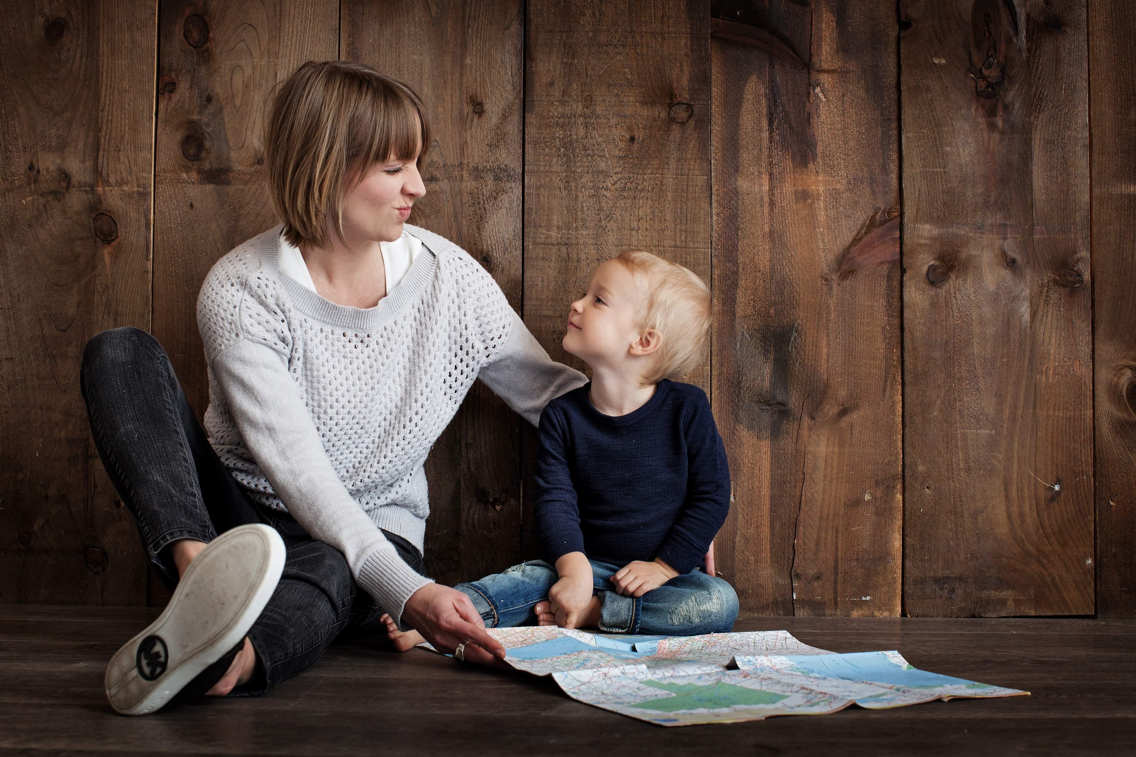 Как привить ребенку высшие ценности