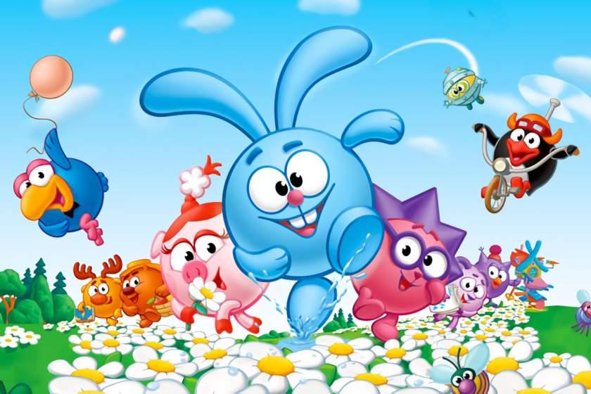 Смешарики: как мультфильм про круглых зверей стал международным брендом