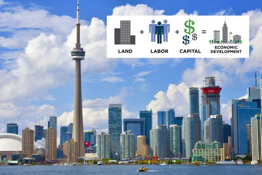 Экономика Канады и цены на недвижимость